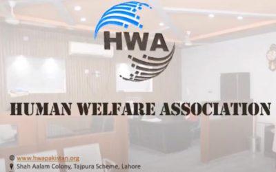 Human Welfare Association Vision