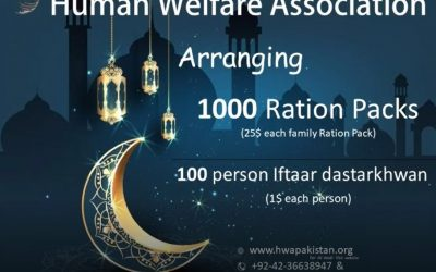 Ramadan Package Appeal